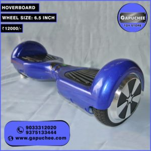 BLUE HOVERBOARD
