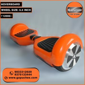 ORANGE HOVERBOARD