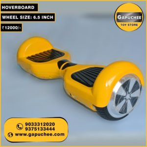 YELLOW HOVERBOARD